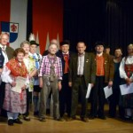 Ehrung für 50 und 60 Jahre Mitgliedschaft